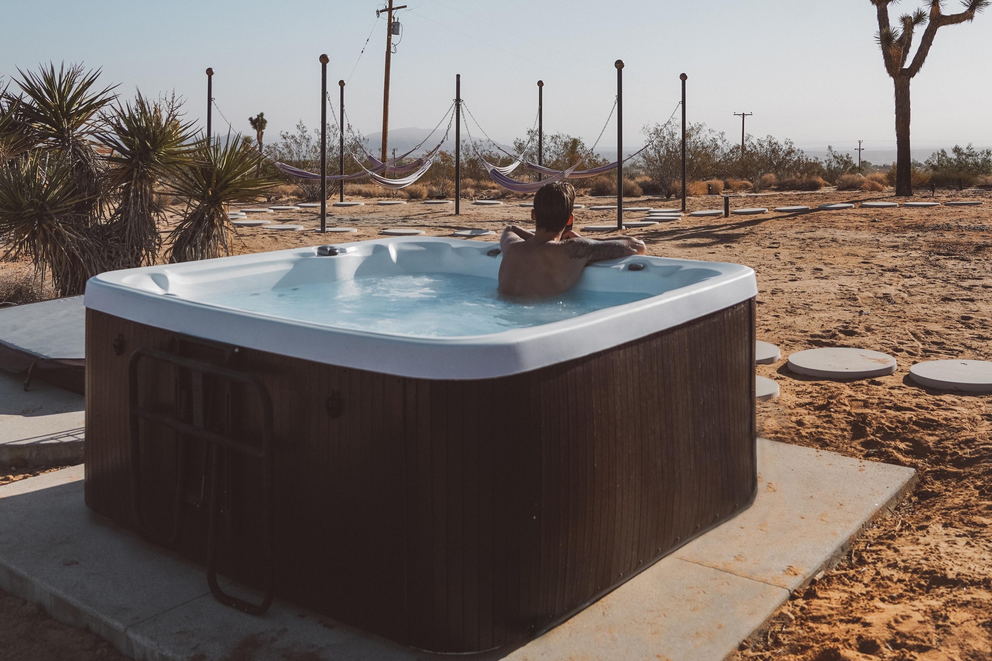 Преносими  вани с хидромасаж  и филтрация