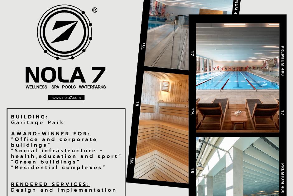 """NOLA 7 получи национално признание по време на годишния конкурс """"Сграда на годината""""!"""