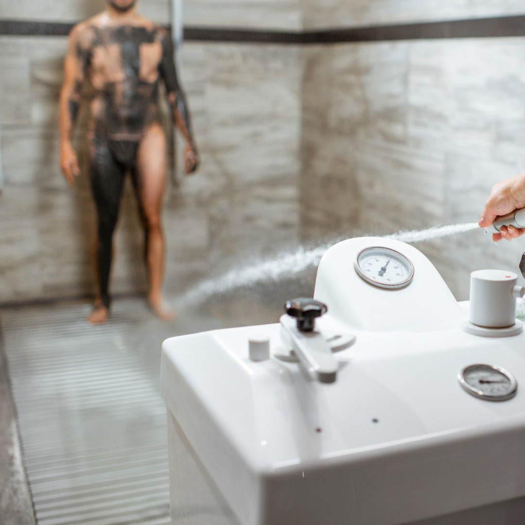 Water wellness treatments