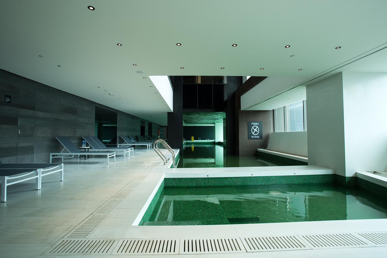 "SPA център - хотел ""Le Meridien"" - Джънджоу, Китай"
