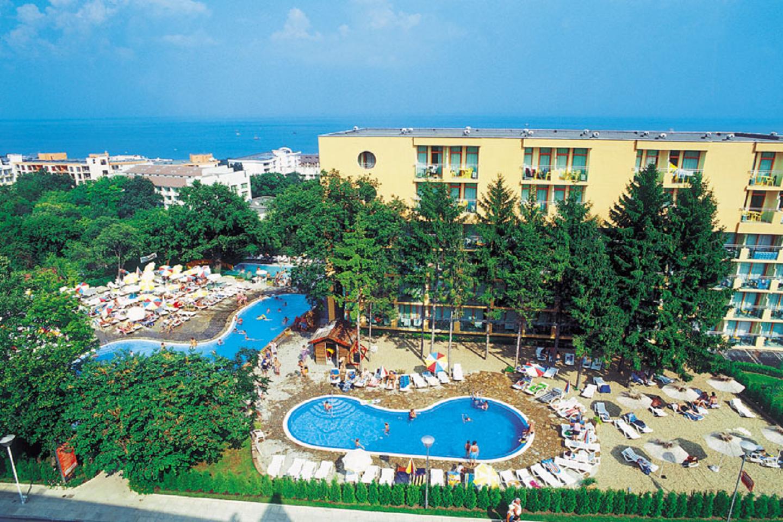 """SPA център - хотел """"Сънрайз"""" - Златни пясъци, България"""