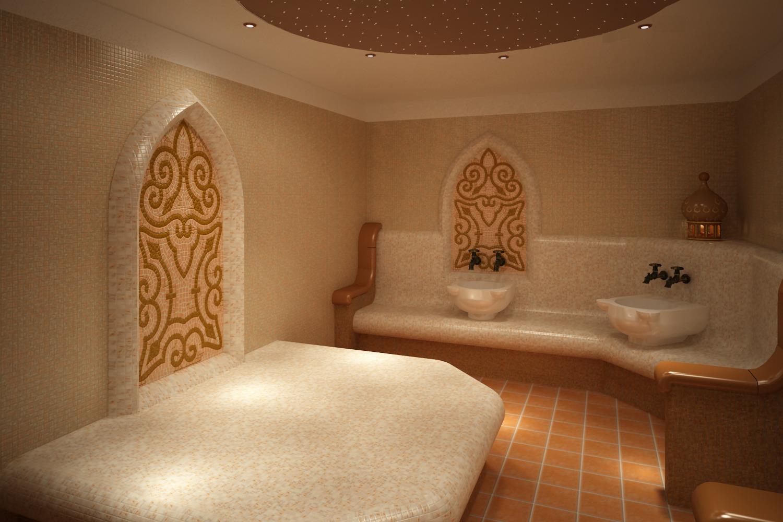 Турска баня (хамам)