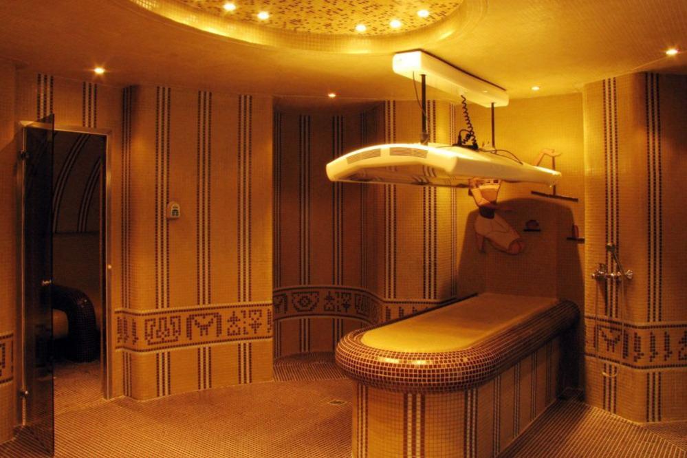 Египетска парна баня